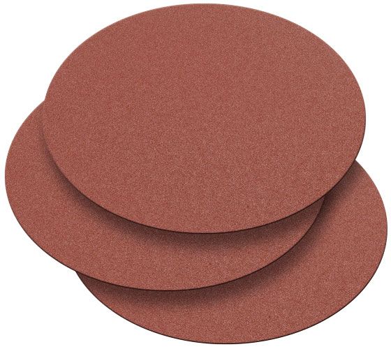 DS300/G2-3PK 300mm 80 Grit 3 Pack of Self Adhesive Sanding Discs for DS300