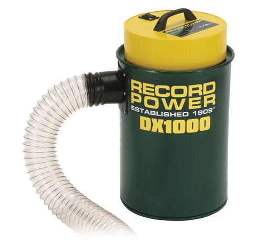 DX1000 Fine Filter 45 Litre Extractor