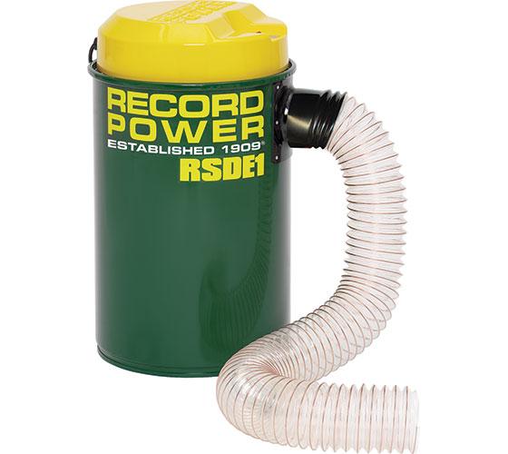 RSDE1 Fine Filter 45 Litre Extractor - HPLV_1
