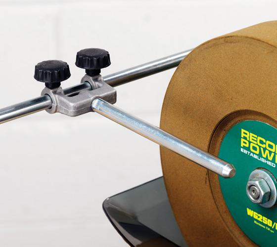WG250/F Side Wheel Sharpening Jig