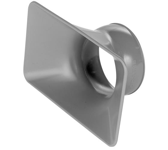 CVA250-80-102 2.5 Inch Posable Hose Rectangular Nozzle
