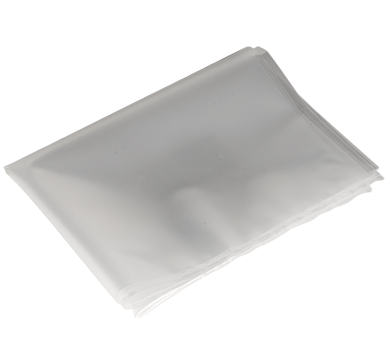 CVG170-102 Clear Waste Bag 286 Wall Mount Extractor