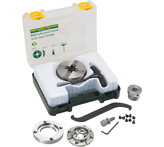 62063 SC4, Insert Thread, With 62572  Face Plate (Includes Insert)
