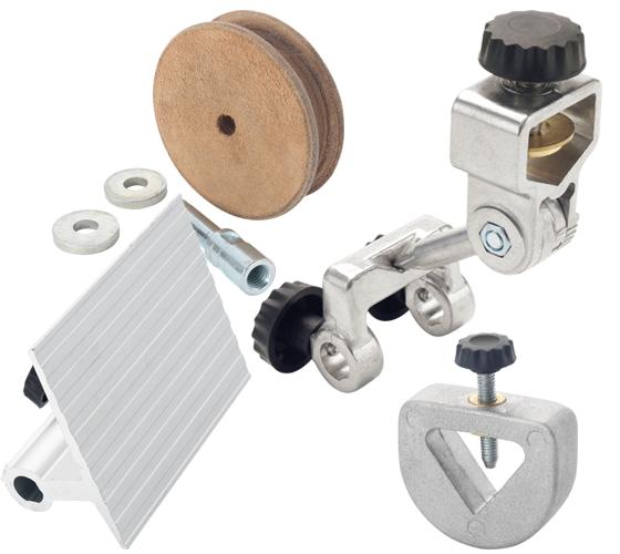 WG250-WP Woodturner's Sharpening Package (WG250/A, WG250/B, WG250/I & WG250/N)