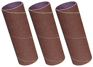 73008 3 Pack Sanding Sleeves, 60,80,120 Grit, 50mm x 230mm