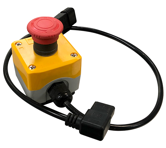 16208 In-Line Emergency Stop Switch for Coronet Herald Lathe